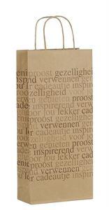 Picture of Ds à 150 papieren tas 18+8x39 cm Verwennen