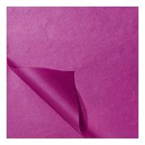 Picture of Pak à 100 zijdevloei 50x70 cm paars (uc)