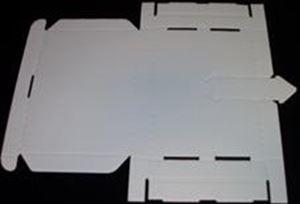 Picture of Pak à 100 verzendverpakking A5 wit