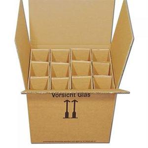 Picture of Verzenddoos voor 12 flessen incl. interieur