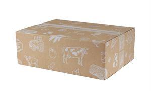 Afbeelding van Pakketdoos C130 Streekproducten 39x29x13 cm