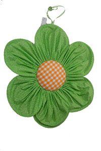 Afbeelding van Decoratiebloem groen 45 cm (uc)