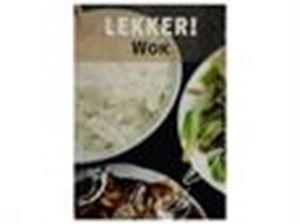 Picture of Boekje 13x18,5 cm Lekker! Wok