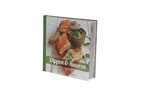 Afbeelding van Boekje 35 recepten Dippen & smeren