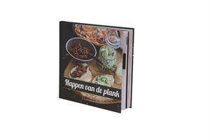 Afbeelding van Boekje 35 recepten Happen van de plank