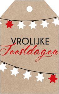 Picture of Pak à 20 kadokaartjes Vrolijke Feestdagen