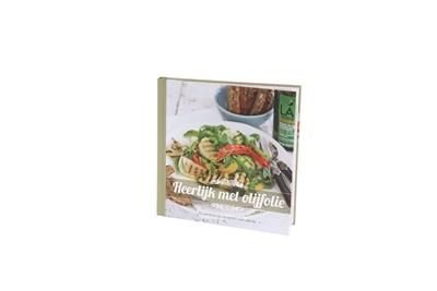 Picture of Boekje 35 recepten Heerlijk met olijfolie