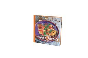 Afbeelding van Boekje 35 recepten Tapas &  Pincho's