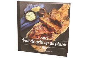 Afbeelding van Boekje 35 recepten Van de grill op de plank