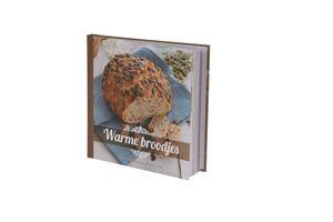 Afbeelding van Boekje 35 recepten Warme broodjes