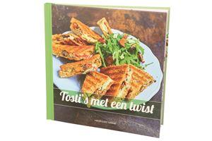 Afbeelding van Boekje 35 recepten Tosti's met een twist