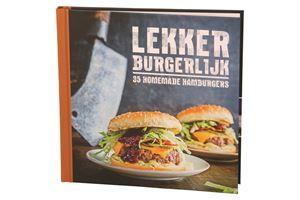 Afbeelding van Boekje 35 recepten Lekker Burgerlijk