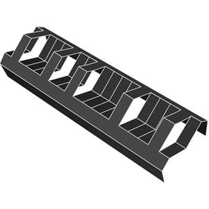 Afbeelding van Pak à 50 interieur variabel zwart voor flesdoos liggend